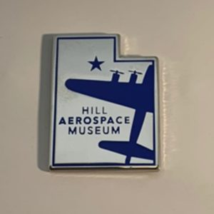 Hill Aerospace Museum Pin