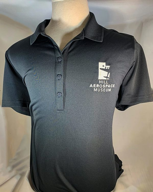 Hill Aerospace Museum Polo Shirts