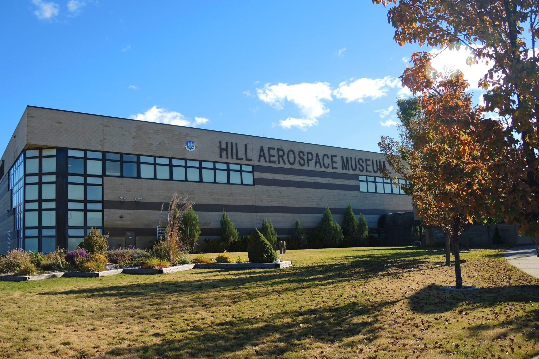 NEW HOURS as of January 1, 2015!! The Hill Aerospace Museum will now be open Monday through Saturday from 9:00 am – 4:30 pm. Come see us and Take a Flight through History!