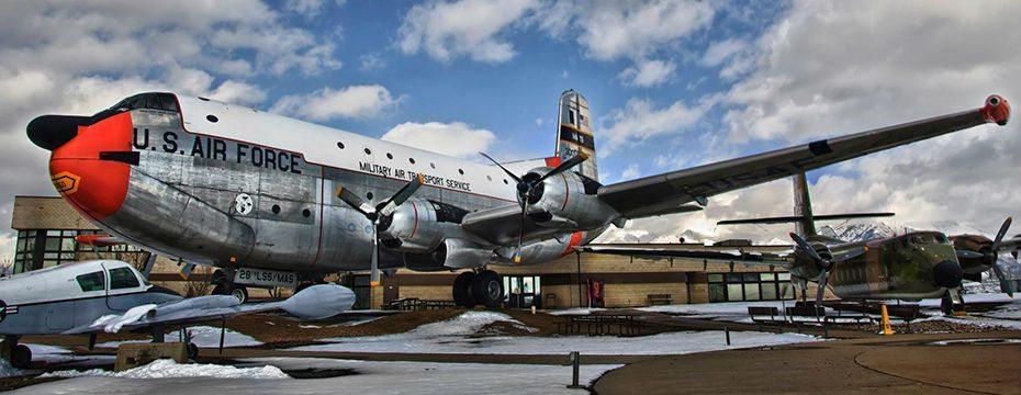 """C-124C """"Globemaster II"""""""
