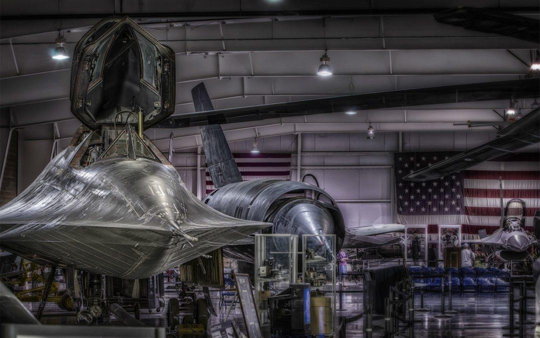 "SR-71C ""Blackbird"""