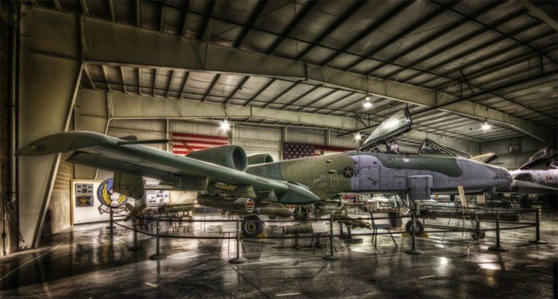 """A-10A """"Thunderbolt II"""""""