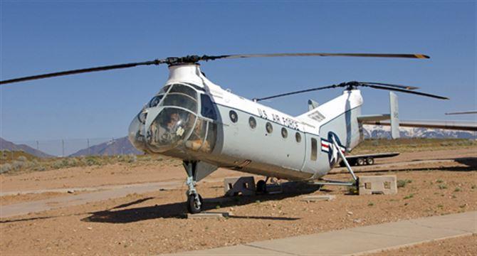 """CH-21C """"Workhorse"""""""