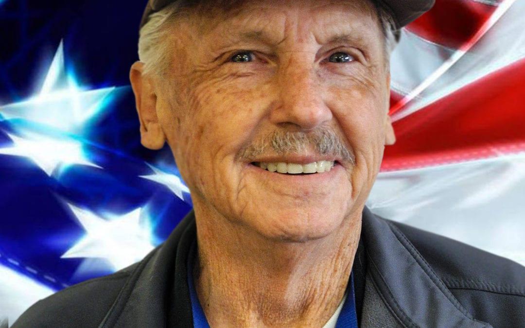 Forrest Jones, Volunteer of the Quarter