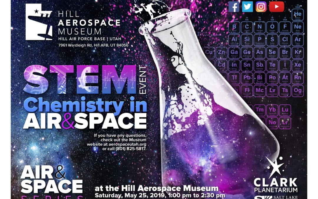 Chemistry in Air & Space