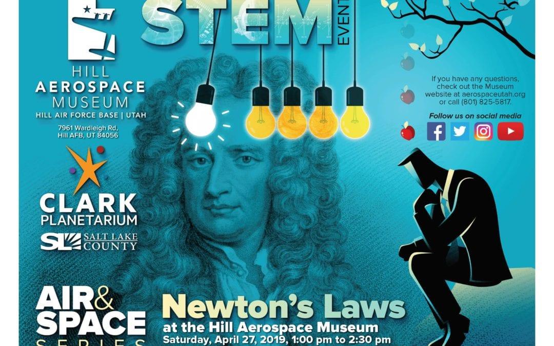 Newton's Laws!