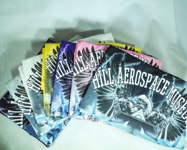 Hill Aerospace Museum Adult T-shirts