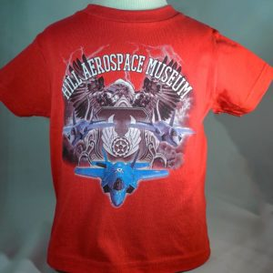 Hill Aerospace Museum Toddler T's