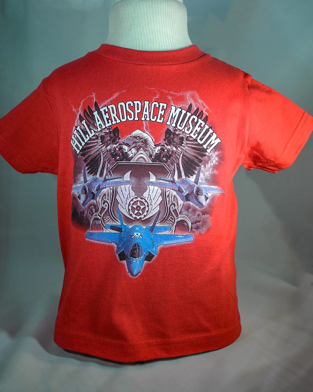 Hill Aerospace Museum Toddler T's 1