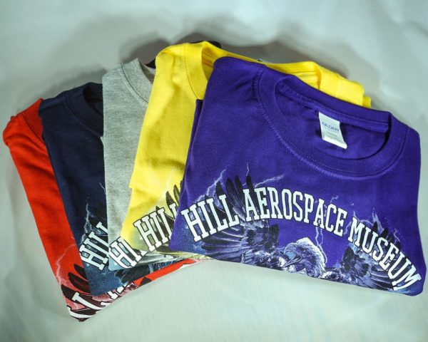 Hill Aerospace Museum Youth T-shirts