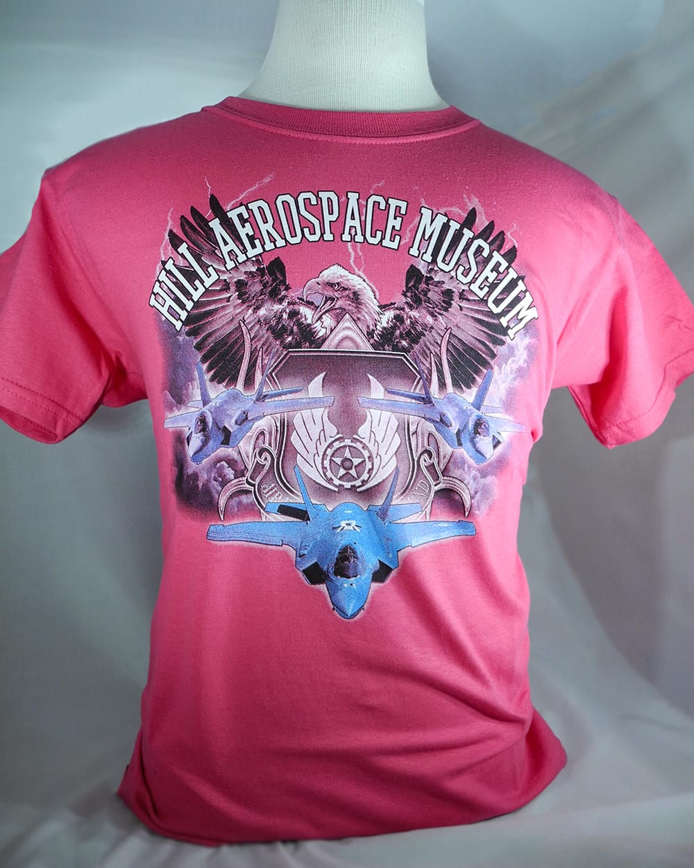 Hill Aerospace Museum Youth T-shirts 1