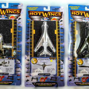 Hotwings A-10, B-1
