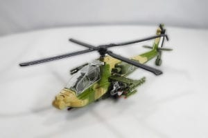 Gift Shop Apache Helicopter