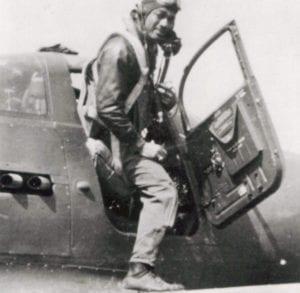 P-51 Mustang pilot Lee Archer