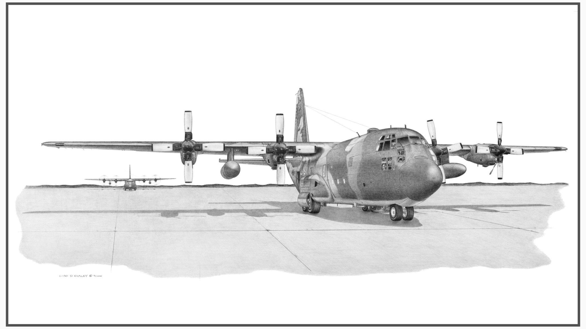 C-130 Hercules 1