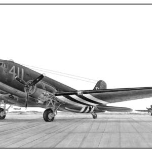 C-47 Skytrain Doug Kinsley Print