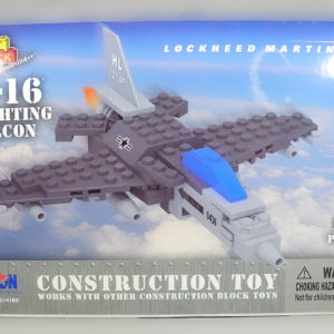 Construction Toy F-16