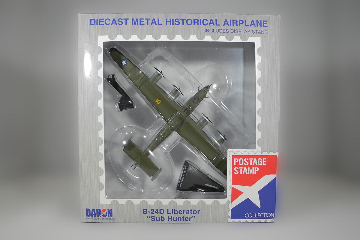 Diecast B-24D Liberator Sub Hunter