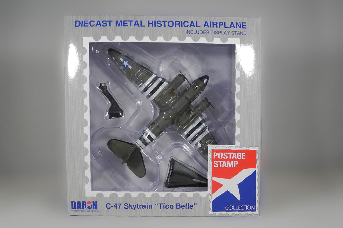 Diecast C-47 Skytrain Tico Belle