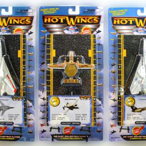 Hotwings F-14 Tomcat, E2C - Hawkeye
