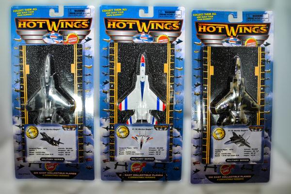 Hotwings F-15 Strike Eagle