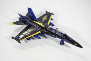 Gift Shop F-18 Blue Angel