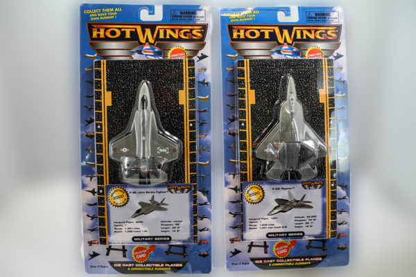 Hotwings F-22, F-35