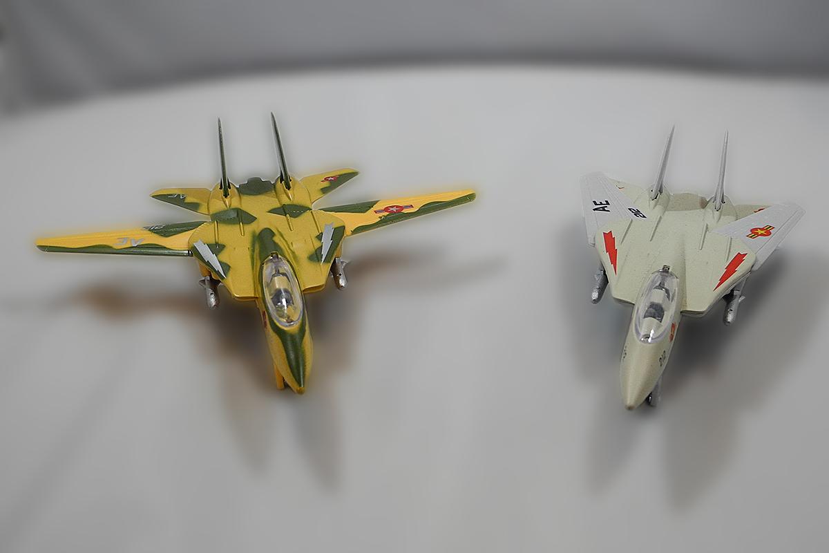 F-18's