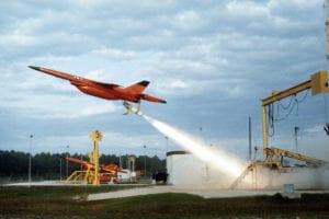 Ryan Firebee Target Drone