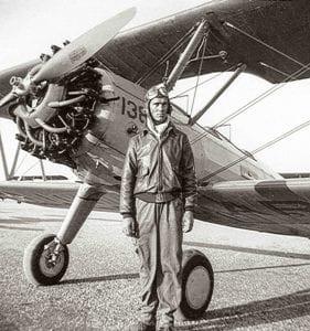 Leon Packer Flight School Graduate