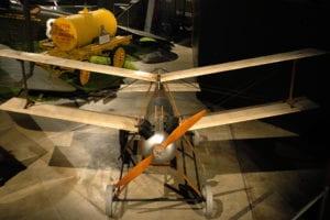 "USAF Kettering Aerial Torpedo ""Bug"""