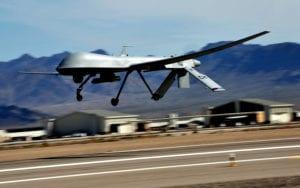 MQ-1 Predator Drone UAV