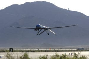 MQ-1 Predator Drone, Creech Air Force Base
