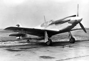 P-51 Mustang Prototype