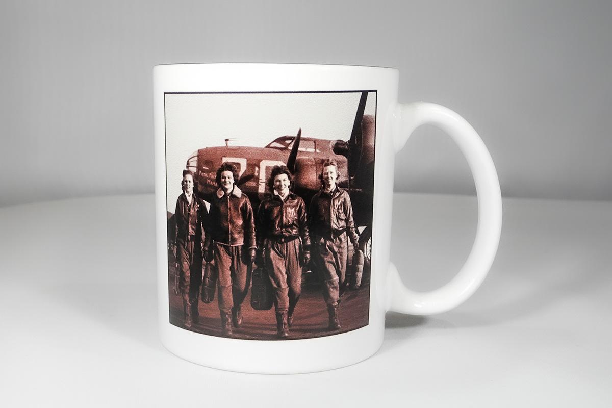 WOW Mug Back