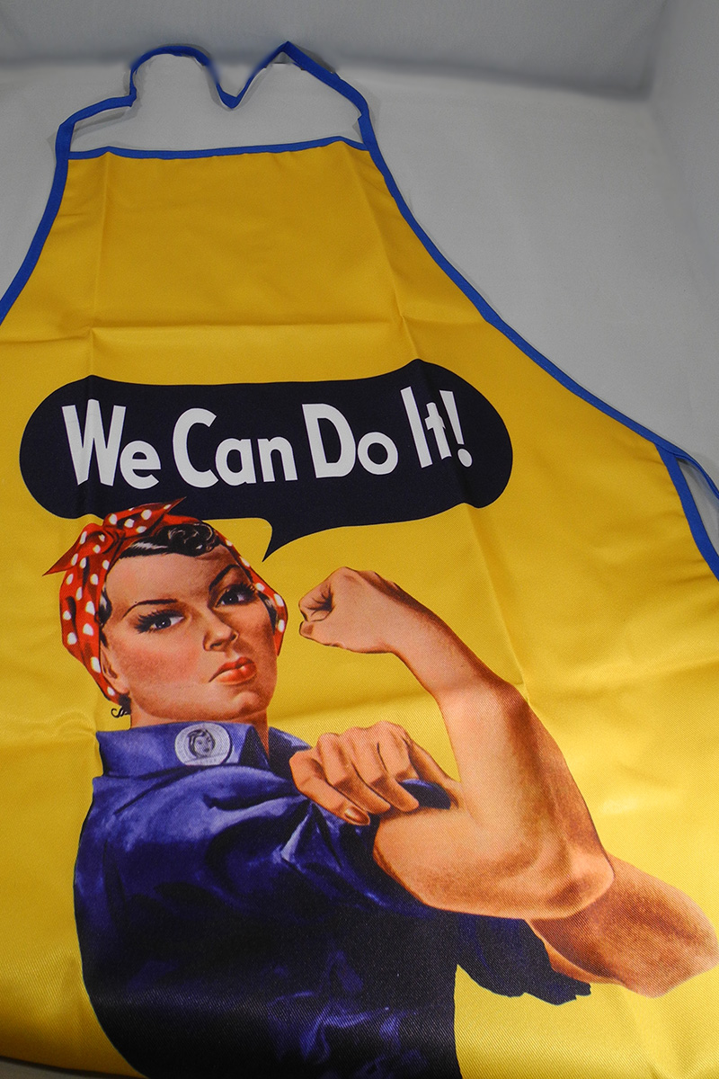 We Can Do It Apron