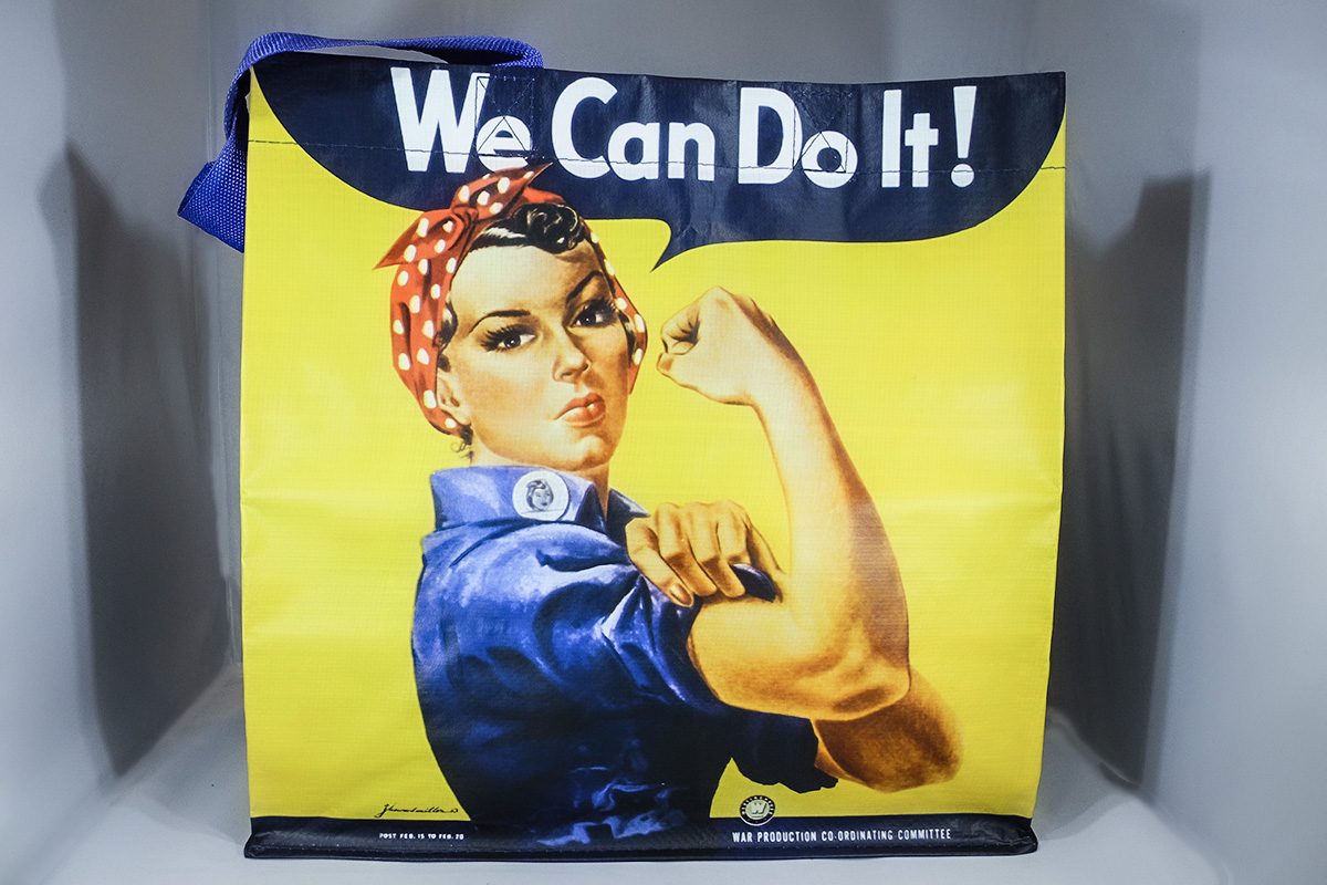 We Can Do It Shopping Bag