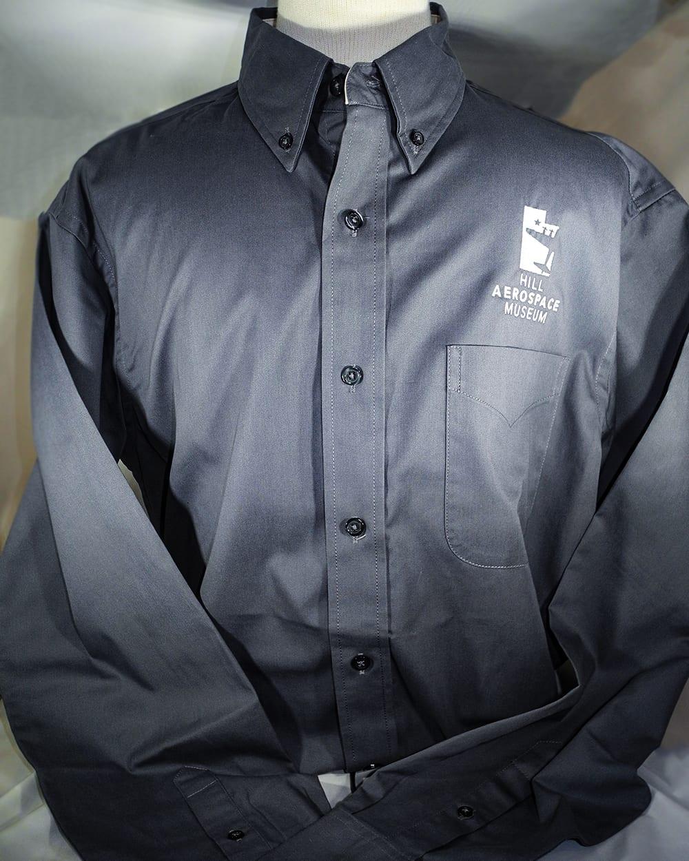 Hill Aerospace Museum Long Sleeve Shirt 1